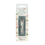 fingernail clippers floral in packaging