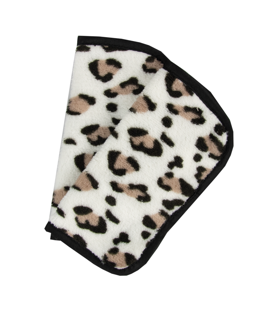 Make-Up Removing Cloth Duo Leopard Print