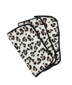 Make-up Removing Cloths Leopard Print