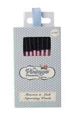 10 Piece Matchbox Mascara Wands Pink