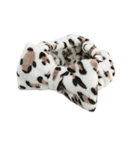 peggy make-up headband leopard print