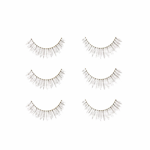 Connie False Strip Lashes Multipack