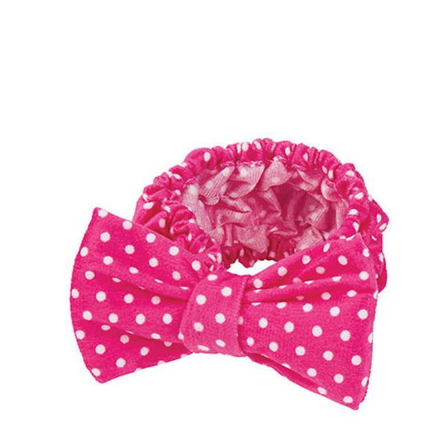 Dotty Make-up Headband Boxed