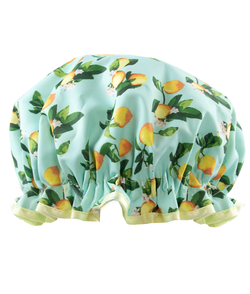 Shower Cap Lemon