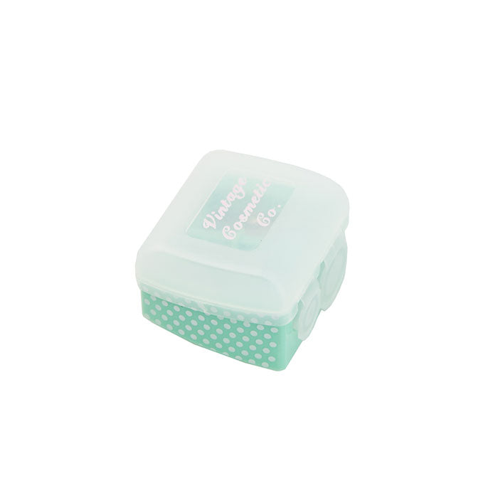 Duo Pencil Sharpener Mint