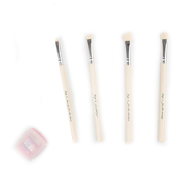 Smokey Eye Make-up Brush Gift Set