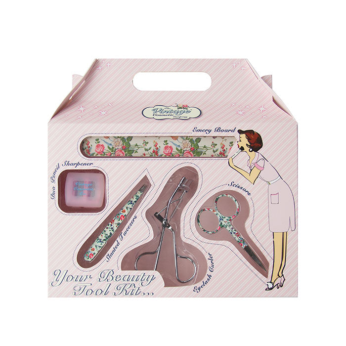 Your Beauty Tool Kit Floral