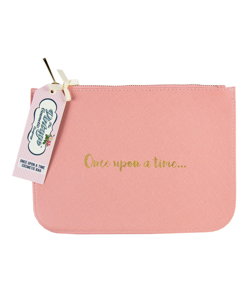 Once Upon a Time Cosmetic Bag packaging