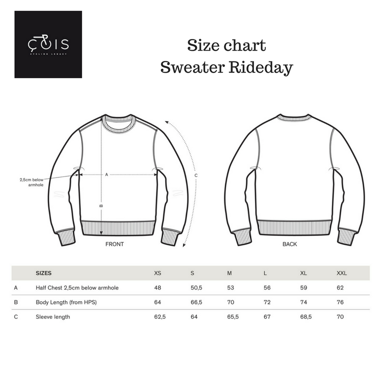 Sweater Rideday