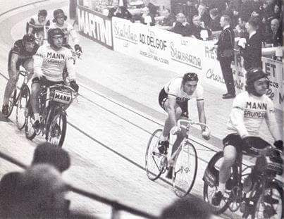 Çois Cools and Eddy Merckx