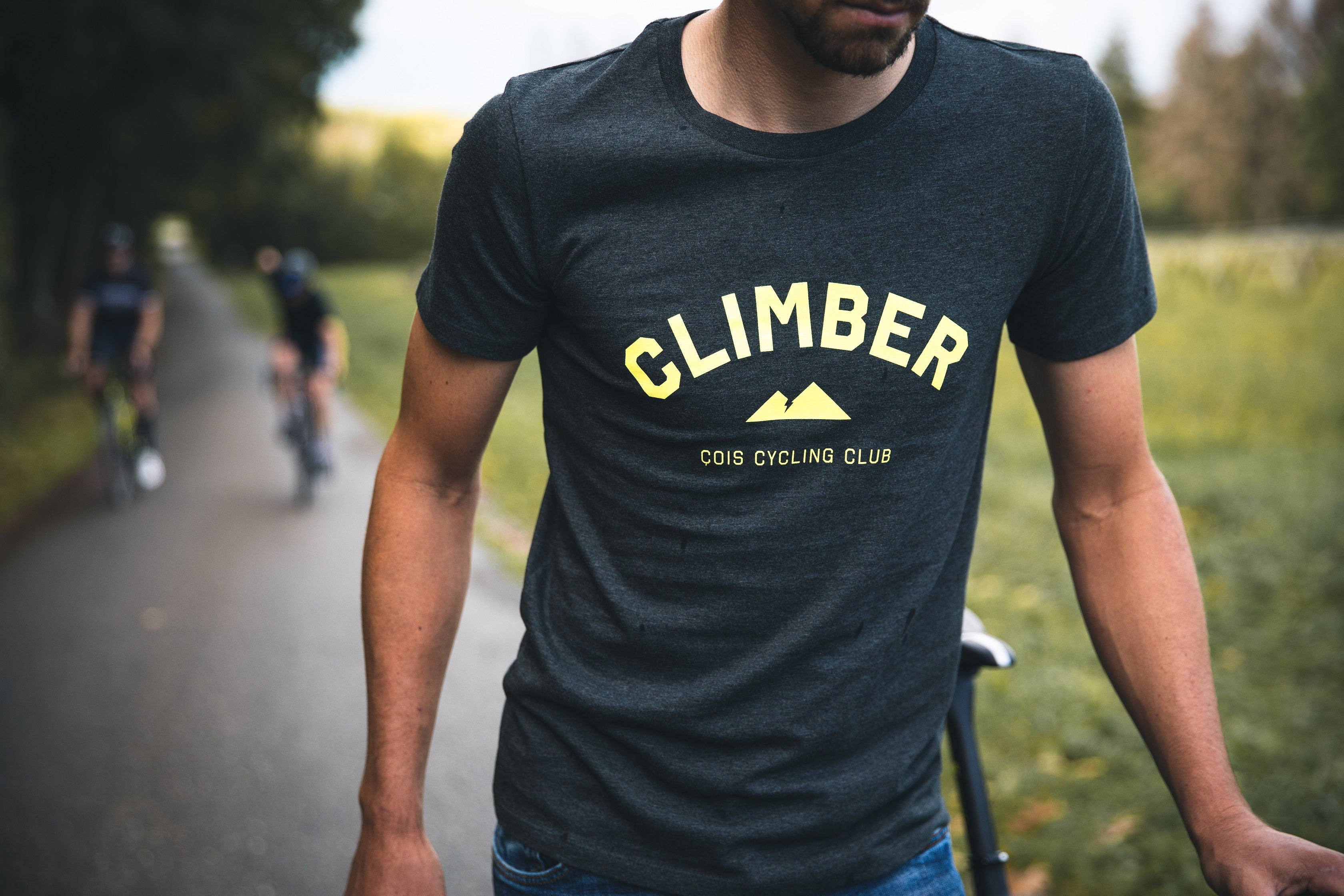 Climber Cycling T-Shirt