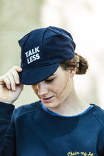 Cycling cap Talk less Ride more