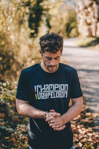 Champion du Peloton cycling T-shirt