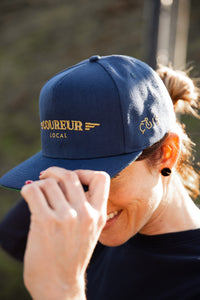 Coureur local cycling cap
