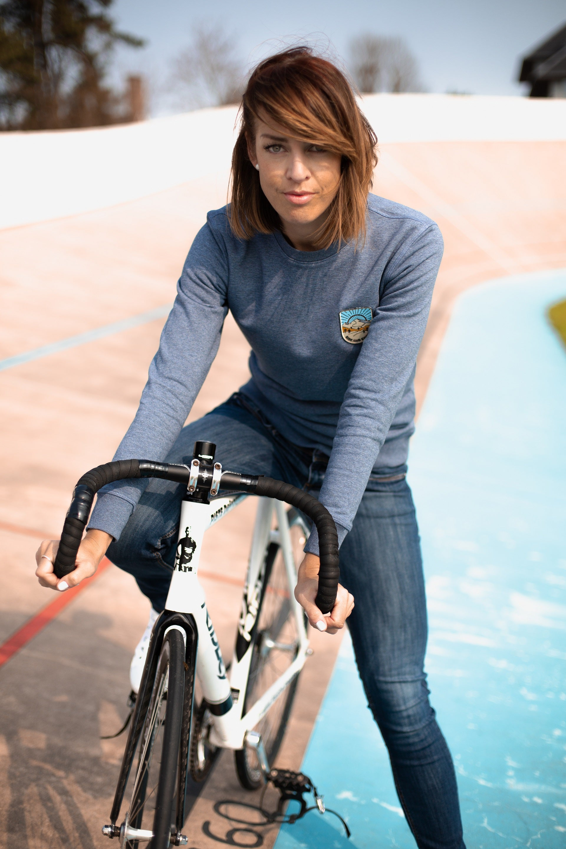 Ride and Shine Cycling Sweater