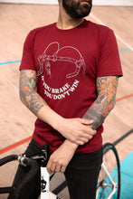 If you brake cycling T-shirt