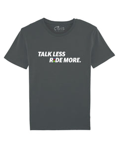Cycling T-shirt Talk less Ride more