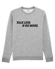Cycling sweater Talk less Ride more