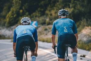 Rouleur Cycling Jersey Blue