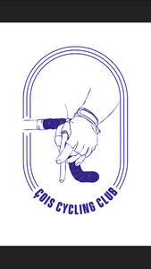 Cycling Club t shirt fiets