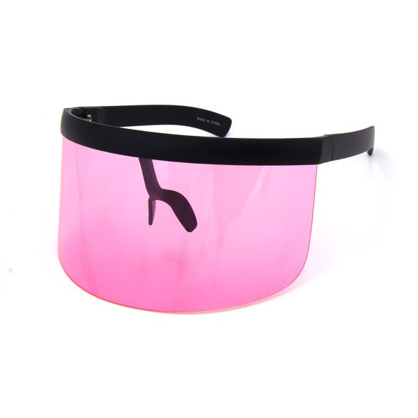 pink fashion sun visor