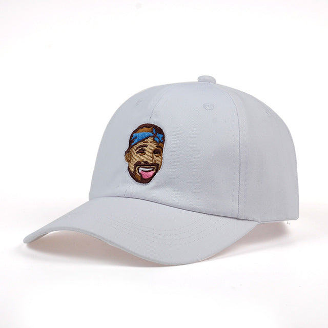 white drake scorpion cap