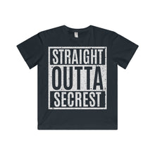 Straight Outta Secrest - Youth Fine Jersey Tee
