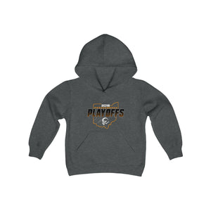 3 Time Playoffs - Youth Heavy Blend Hooded Sweatshirt