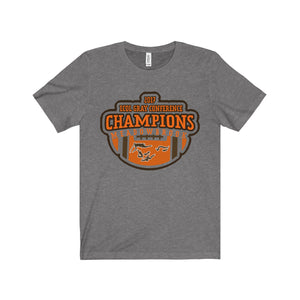 ECOL CHAMPIONS - Unisex Jersey Short Sleeve Tee