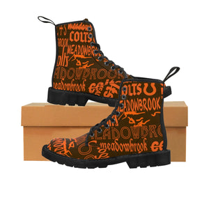 Colt Pride Hillbilly Kickers - Men's Martin Boots