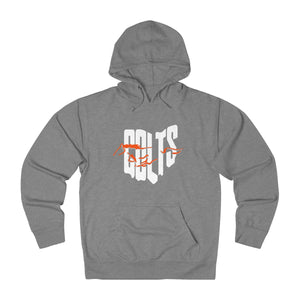 Colts State Bound- Unisex French Terry Hoodie