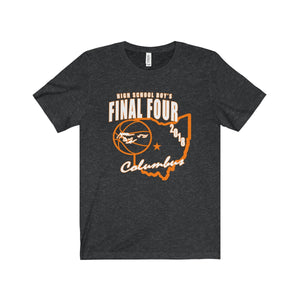 Final 4 - Unisex Jersey Short Sleeve Tee
