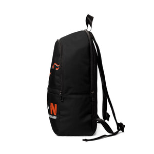 W-I-N - Unisex Fabric Backpack