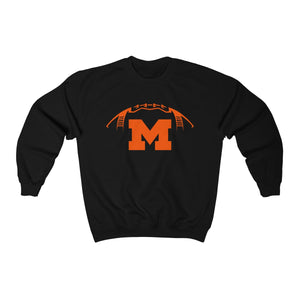 Meadowbrook Colts Football - Unisex Heavy Blend™ Crewneck Sweatshirt