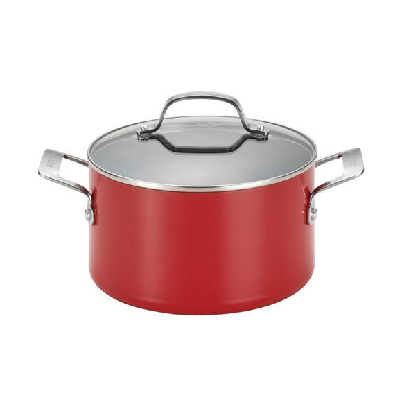 Circulon Genesis NonStick 4.5Qt Covered Dutch Oven