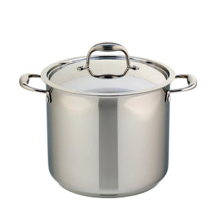 9L Meyer Accolade Stock Pot with cover