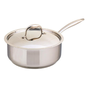 Meyer Accolade Stainless Steel 3L Saute Pan with cover, Made in Canada