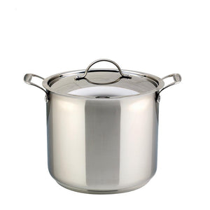 14L Meyer Confederation stock pot with lid