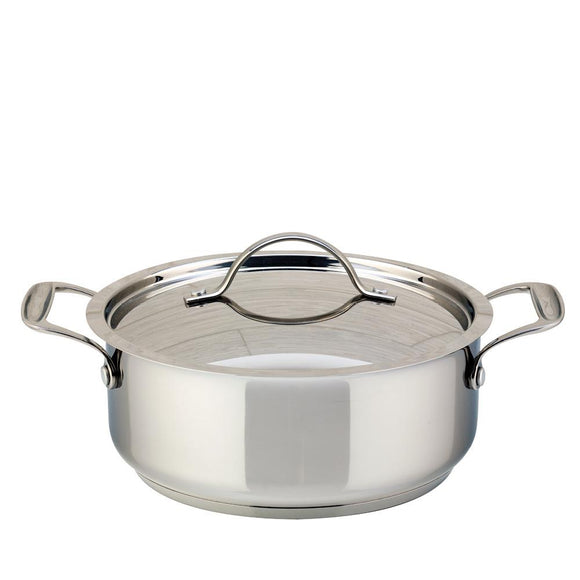 3L Meyer Confederation casserole with lid