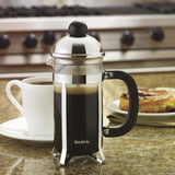 Bonjour 3 Cup Monet French Press Coffee Maker