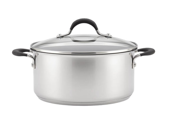 Circulon Momentum NonStick 5Qt Covered Dutch Oven