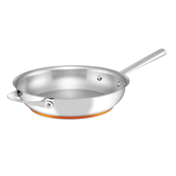 Essteele Per Vita 28cm Open Skillet w/helper handle