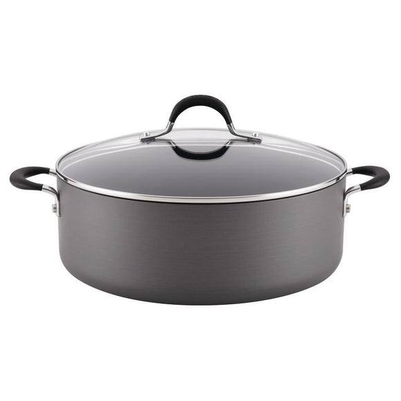 Circulon Momentum NonStick 7.5Qt Covered Stockpot