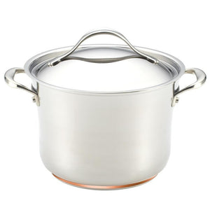 Anolon 6.5Qt Covered Stockpot
