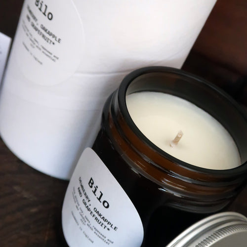 Bilo Candle- Dewberry, Oalapple and Grapefruit