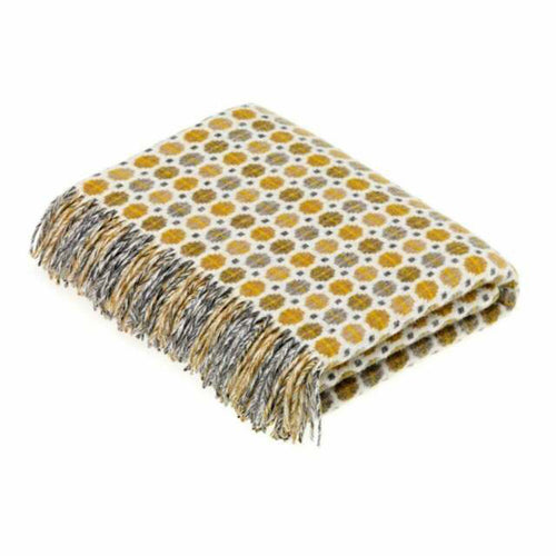 Bronte by Moon Gold Throw