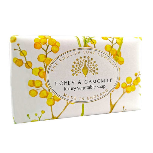 Honey and Camomile Soap