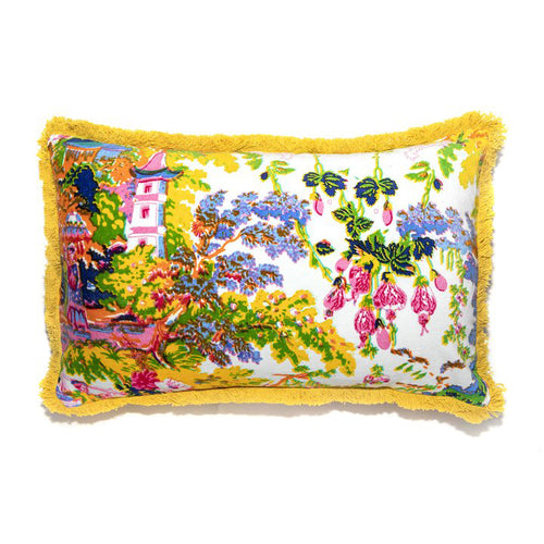 China Summer Cushion Rectangle