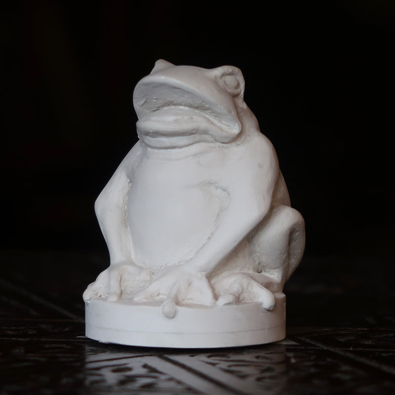 Watts Frog Paperweight