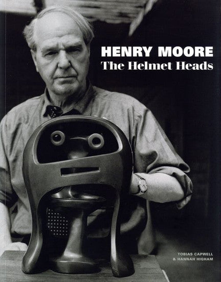 Henry Moore - The Helmet Heads